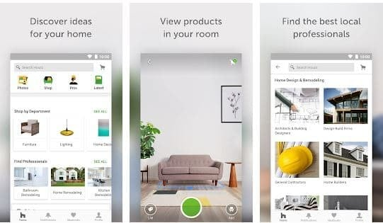 room decorating apps, home decoration app, home decor apps, decoration apps