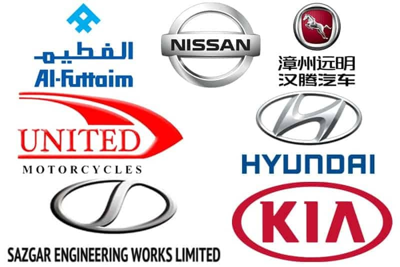automakers, invest in pakistan, auto development poilcy, greenfield status, brownfield status