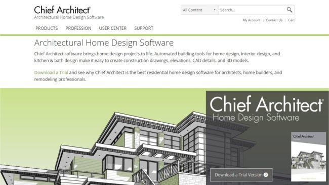 architect programs , chief architect