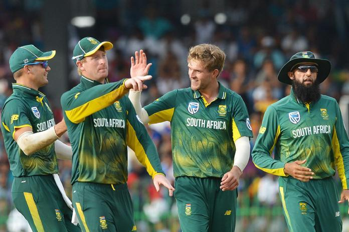ICC Cricket world cup 2019, South Africa defeats Sri lanka, warm-up match