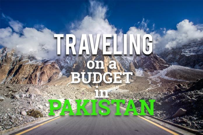 travelling in Pakistan, travel cost, travelling on a budget