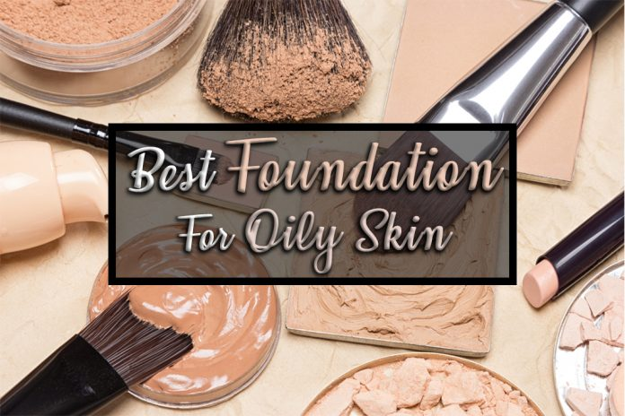 best foundation for oily skin, full coverage foundation, concealer for oily skin