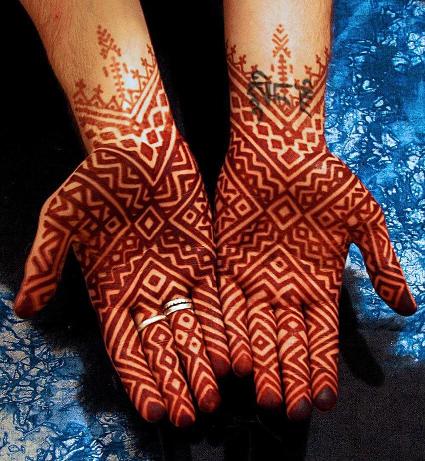 chaand raat , mehandi designs for hands