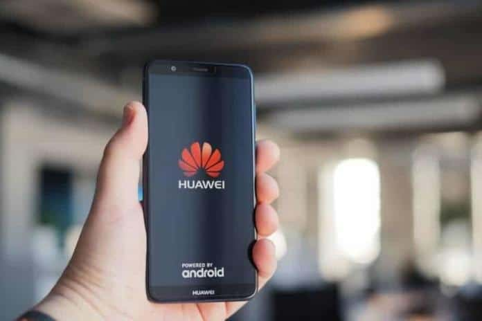 Huawei smartphones, Android