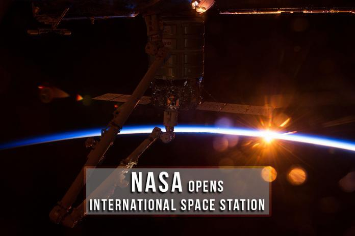 International space station, NASA Space Station, Tourist, space tourist
