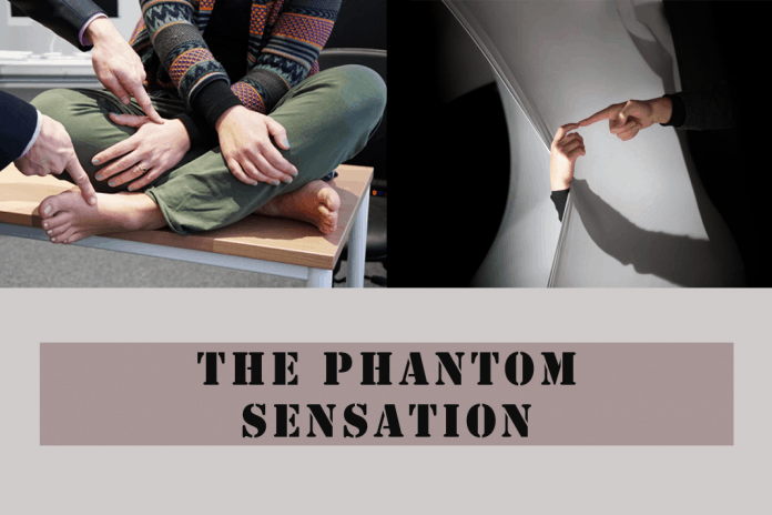 Phantom Sensation, Brain Process Touch