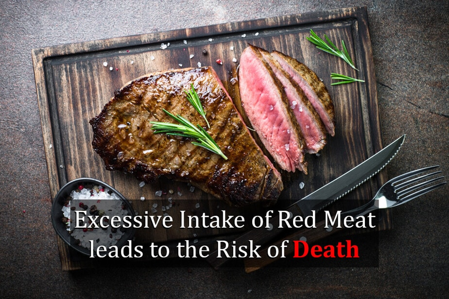 red meat, intake of red meat