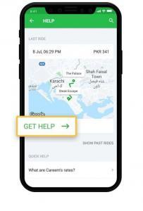 careem help , careem helpline contact number