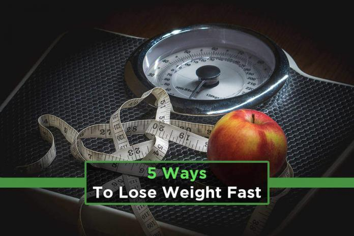 Lose weight fast, Tips for weight loss