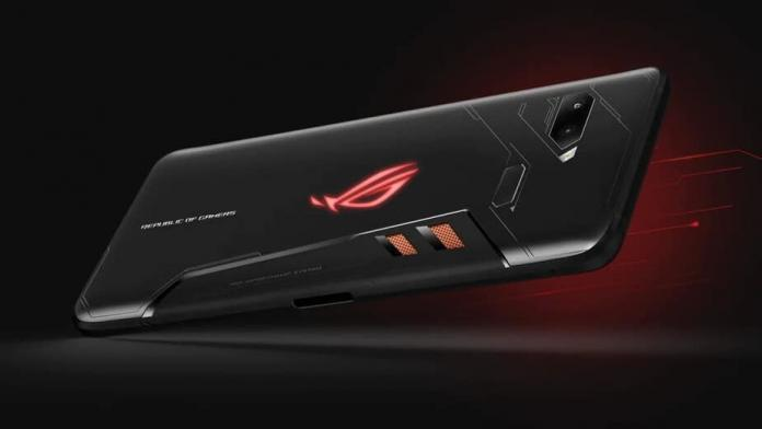 asus gaming mobile , asus rog II