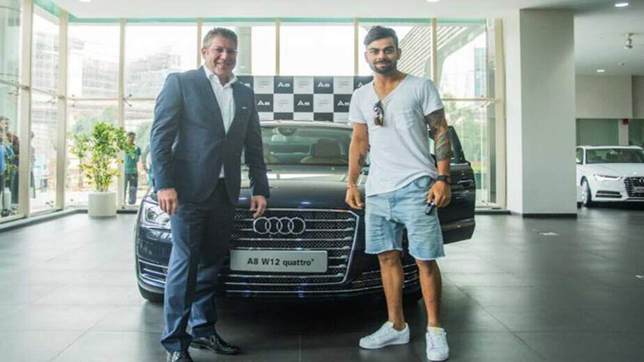 virat car collection