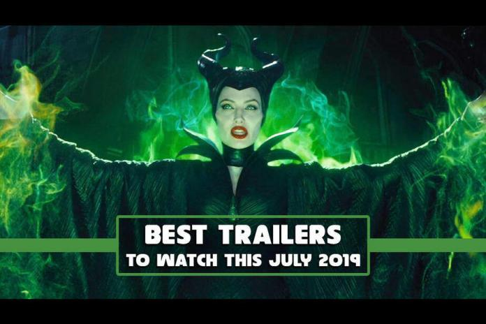 9 trailers, july 2019, maleficent