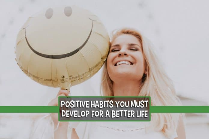 habit of positive thinking