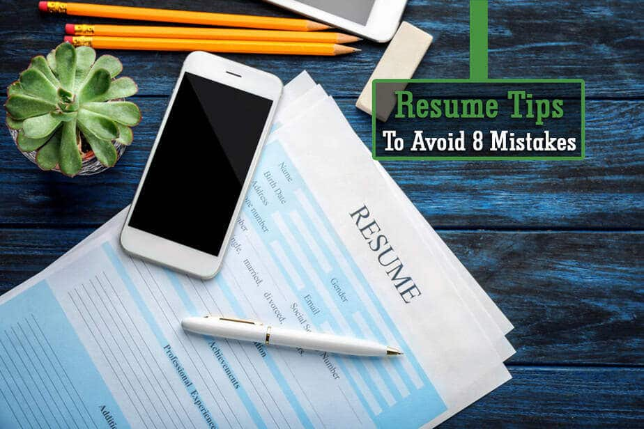 resume tips, resume that stands out, summary resume