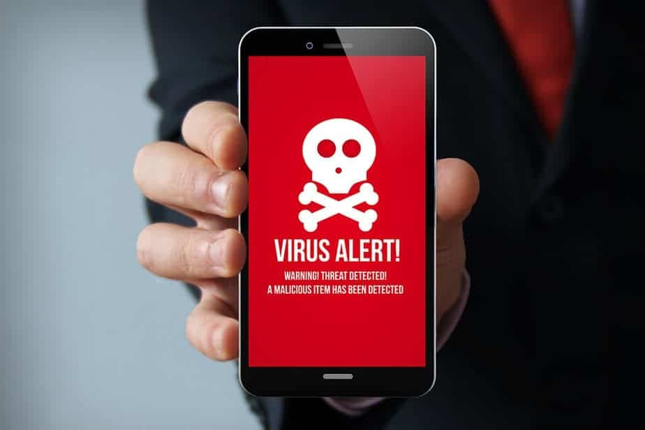 removing viruses from android, phone has a virus, clean phone from virus, how to clean your phone from viruses