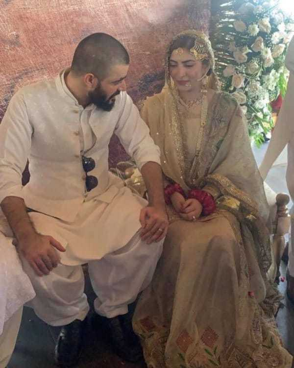 Hamza Ali Abbasi wedding