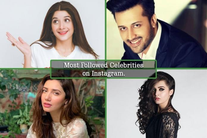 Pakistani Celebrities Instagram