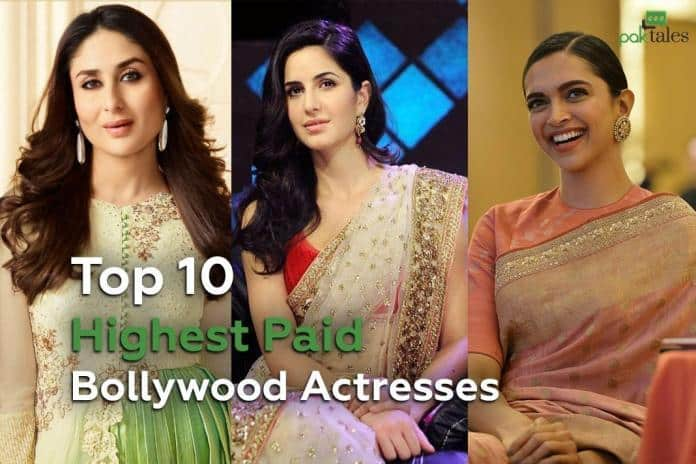 highest paid actress in bollywood, most paid indian actress, bollywood most paid actress, Kangana ranaut, Deepika Padukone