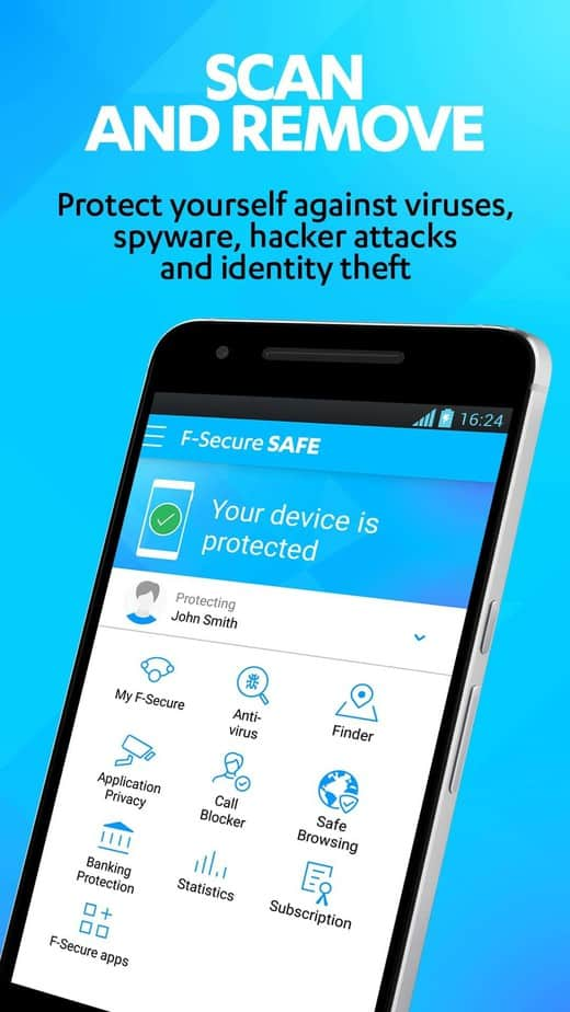 virus protection , best iphone virus scanner
