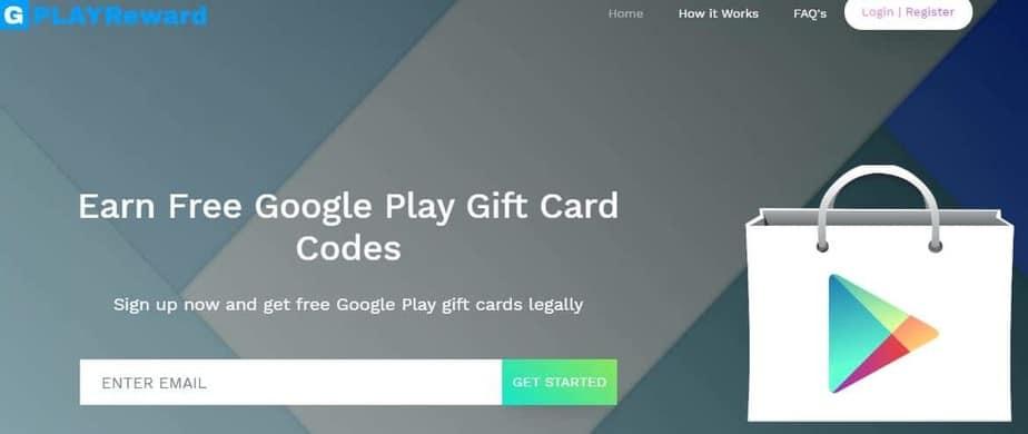 Google play rewards