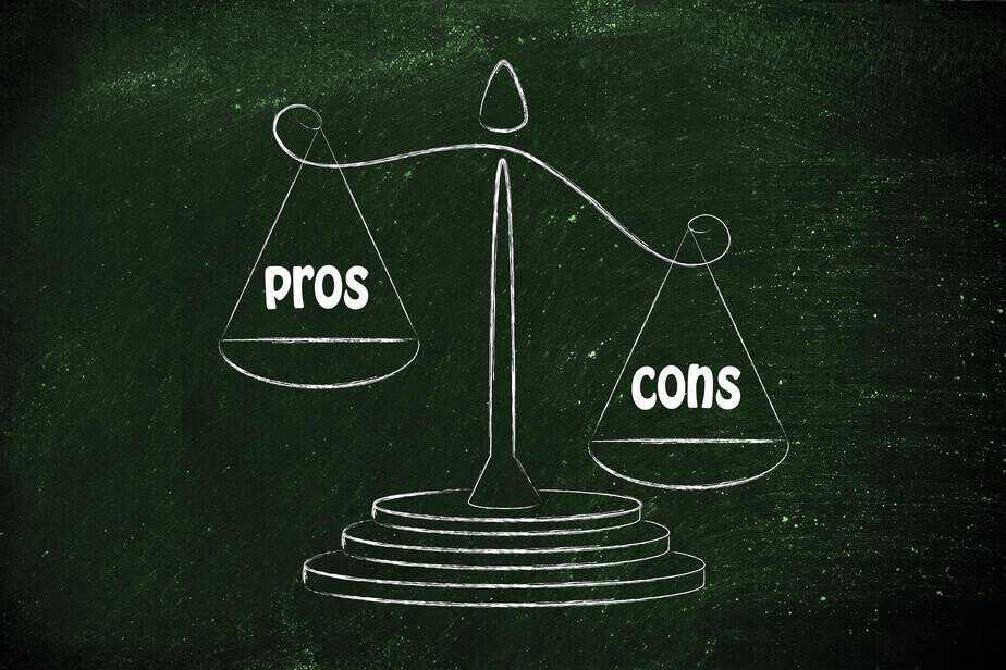 pros and cons of internet service providers