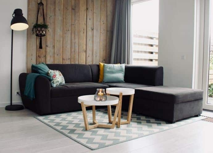 living room ideas with rugs