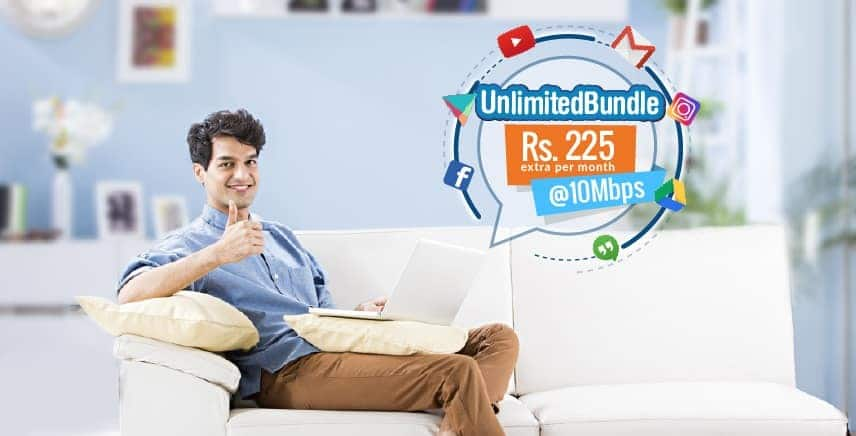 nayatel unlimited packages