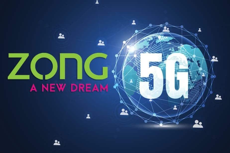 5G trials Pakistan