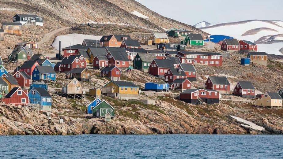 Ittoqqortoormiit, Greenland, Scoresby, isolated places