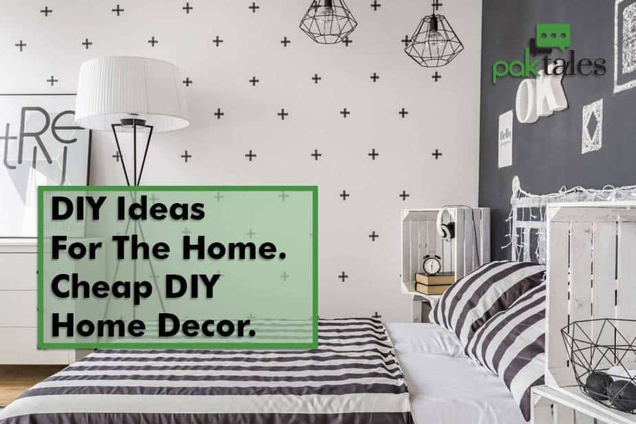 Cheap Diy Home Decor Crafts from www.paktales.com