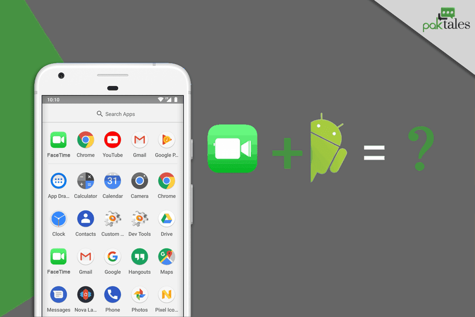 android facetime app