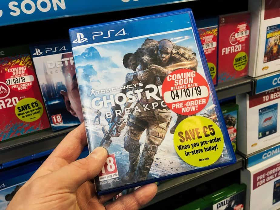 tom clancys ghost recon breakpoint, ghost recon breakpoint, ghost recon breakpoint beta, ghost recon breakpoint release date