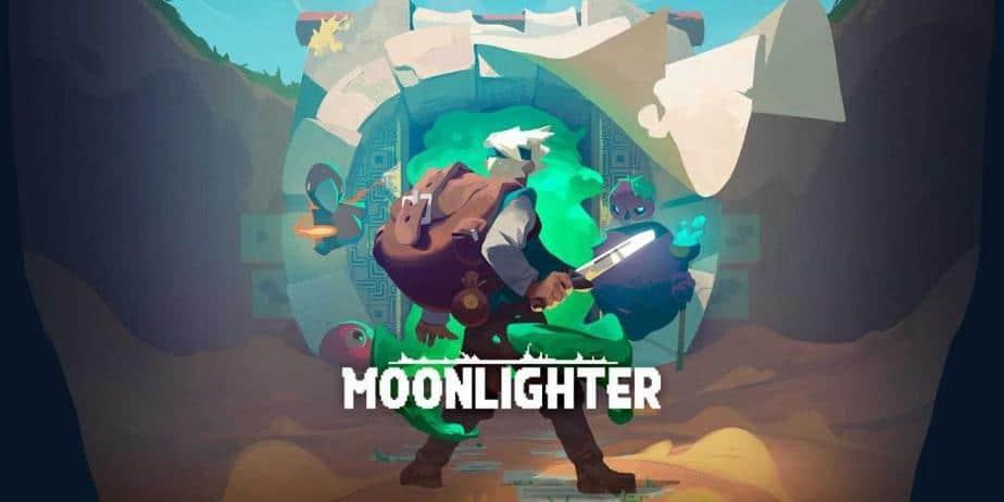 games like stardew valley switch, Moonlighter