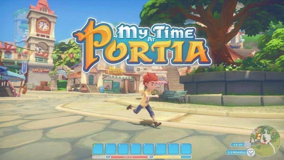 time at portia