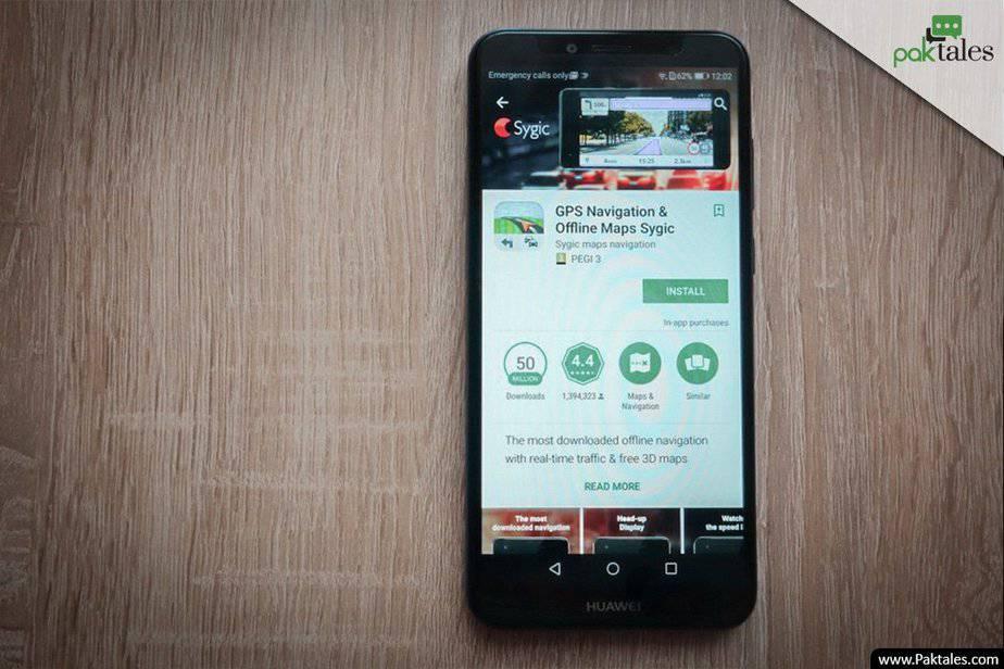 android gps navigation