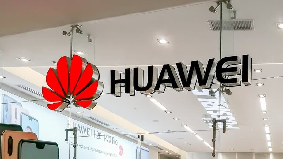 top most mobile company in the world, huawei