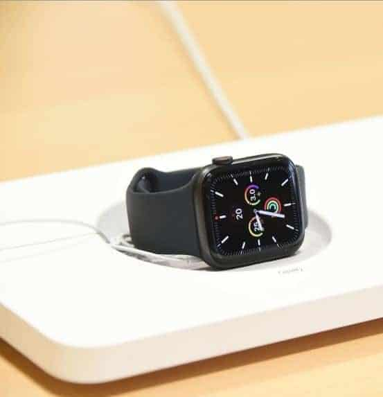 apple watch 5 release date