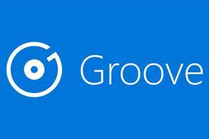 music streaming service, Groove Music
