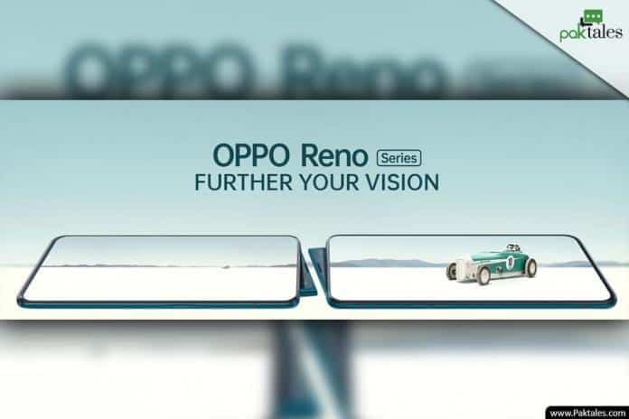 OPPO Reno 2 price in Pakistan