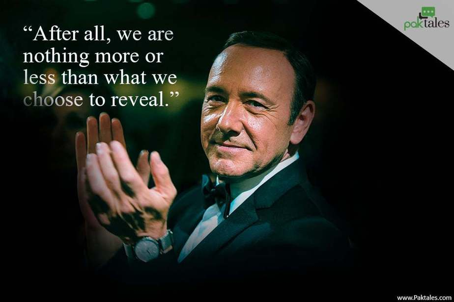 quotes from house of cards