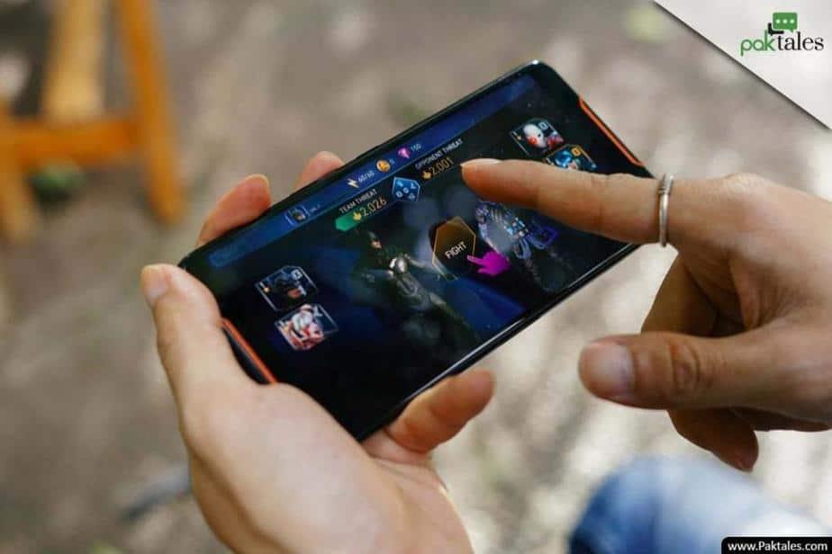 best budget gaming phone, asus rog phone 2
