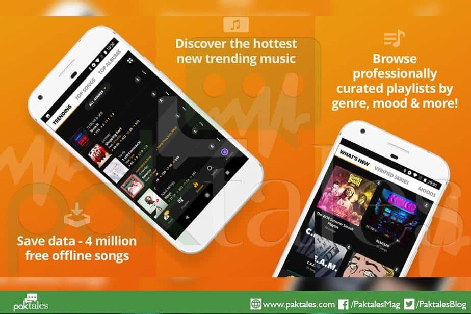 top music downloader apps, Audiomack
