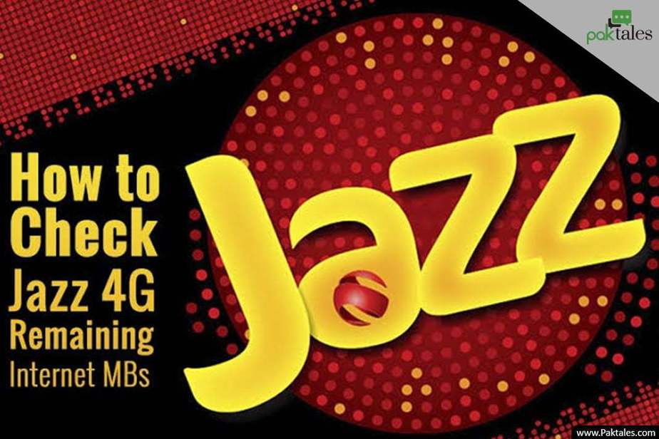 Check Remaining MBs for Jazz, check remaining data jazz, jazz remaining mbs check code