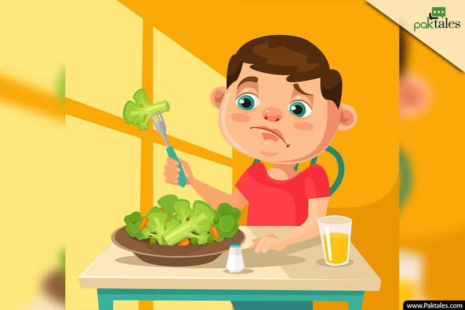 picky eating, eating habits,