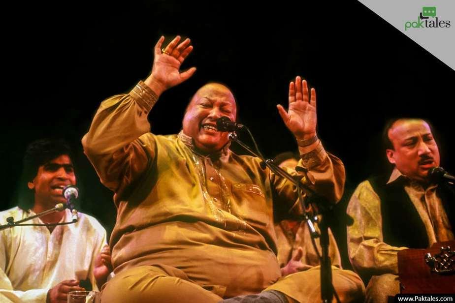 Ustad Nusrat Fateh Ali Khan, Sufi Music,