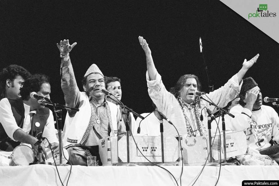 Sabri Brothers, Aziz Miyan Qawwal