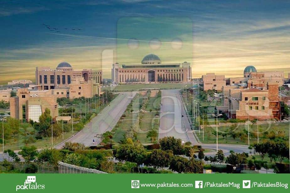 engineering universities in islamabad