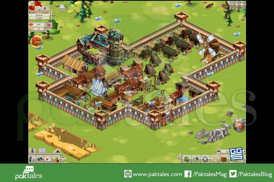 age of empires type games