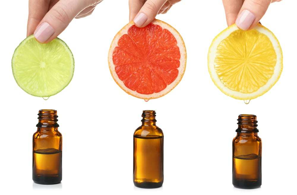 citrus essential oil