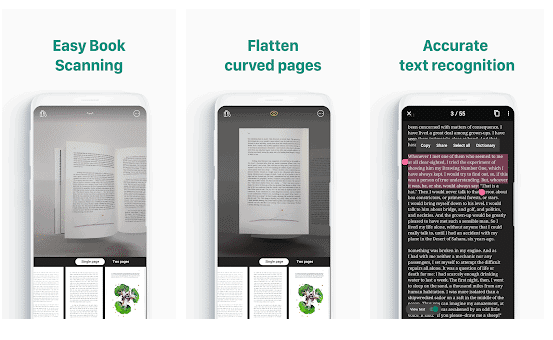 document scanning apps , best android scanner app